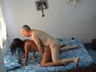Old Man Fucks Asian Prostitute Free Asian Old Man Porn Video